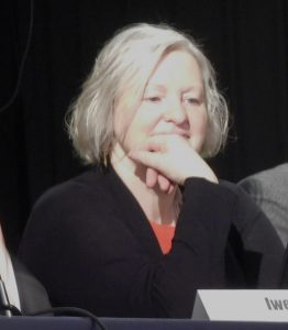 Angela Sasse at CPDP2017