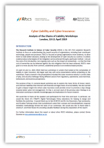 Cyber Liability Report